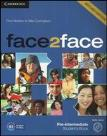 Face2Face (2Ed) Pre-Intermediate Student's Book + DVD