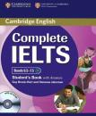 Complete IELTS Bands 6.5-7.5. Student's Book with answers + CD-ROm
