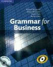 McCarthy M. Grammar for Business Book with Audio CD