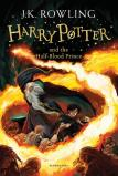 Rowling J.K. Harry Potter 6: Half-Blood Prince (rejacketed ed.) HB
