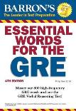 Geer Ed M. P. Barron's Essential Words for the GRE (4th Edition)