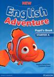 New English Adventure Starter A PB+DVD