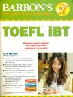 Sharpe P. Barron's TOEFL Ibt and MP3 Audio CD, 15th Edition [With CDROM]