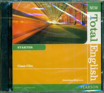 New Total English Starter Cl CD x 2 лцн