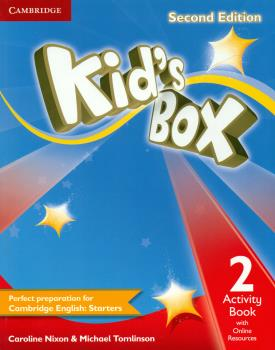 Kid's Box (2Ed) 2 Activity Book + Online Resources