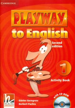 Playway to English New 2Ed 1 AB +R