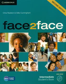 Face2Face (2Ed) Intermediate Student's Book + DVD-ROM