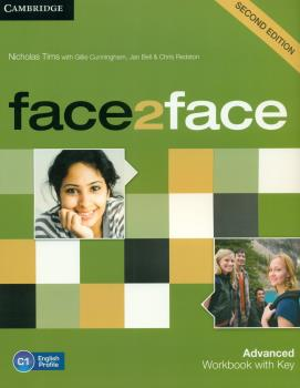 Face2Face (2Ed) Advanced Student's Book + DVD