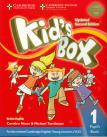 Kid's Box Updated (2Ed) 1 Pupil's Book